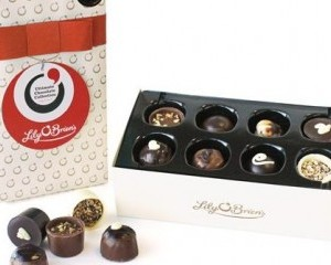 Free Christmas Chocolates Box