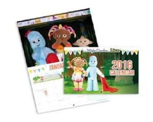 Free In The Night Garden Advent Calendar