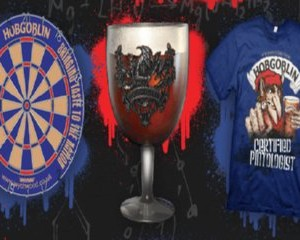 Free T-Shirt, Pint Glass & Dart Board